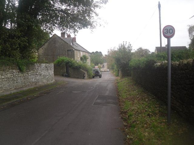 Green Lane, Hinton Charterhouse