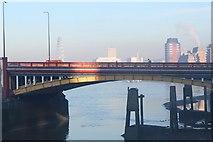 TQ3078 : Vauxhall Bridge by Jim Barton
