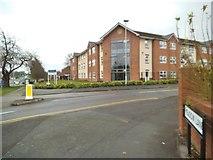 SO9394 : Meadow Lane Home by Gordon Griffiths
