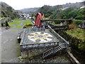 SC4384 : Snaefell waterwheel by Richard Hoare