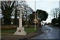 TL4455 : War Memorial, Trumpington, Cambridgeshire by Peter Trimming