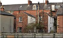 J3373 : Nos 118-120 Gt Victoria Street, Belfast (2) by Albert Bridge