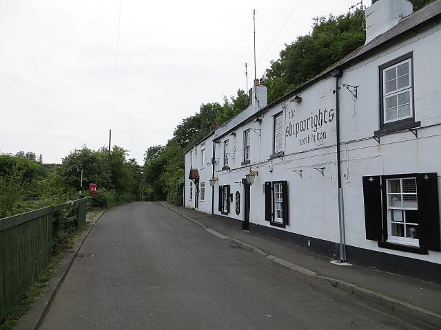 The Shipwrights, North Hylton