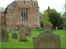 NY6819 : St Michael's Church Appleby by Didier Silberstein