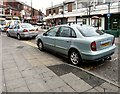 SJ9494 : Inconsiderate Parking by Gerald England