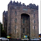 R4560 : Bunratty - 15th Century Bunratty Castle by Joseph Mischyshyn