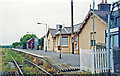 SS0699 : Manorbier station, 2003 by Ben Brooksbank