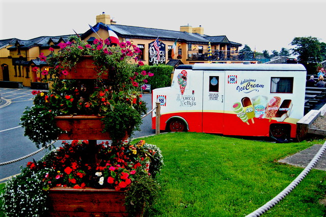 Bunratty - Durty Nelly's HB Ice Cream Truck Kiosk & Pub