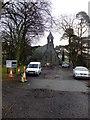 SC4384 : Laxey Parish Church by Richard Hoare