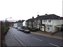 TQ7369 : Cliffe Road, Strood by Chris Whippet