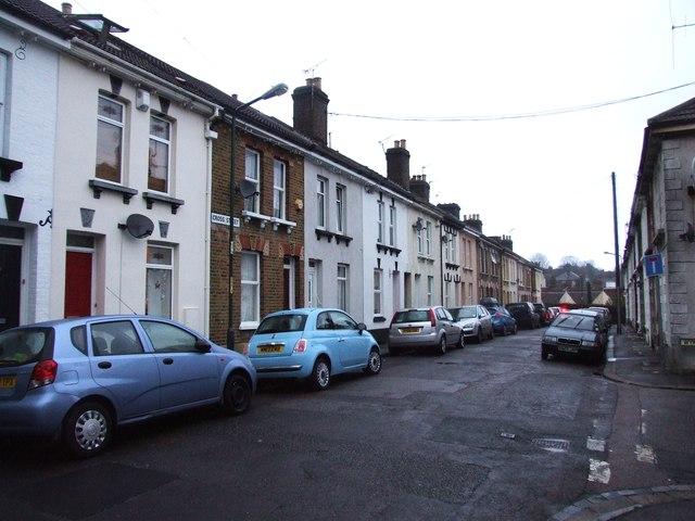 Cross Street, Strood