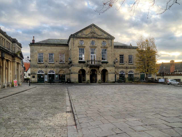 Wells Town Hall