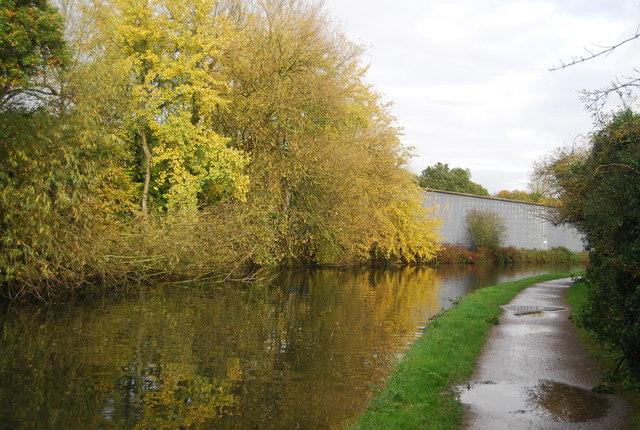 Grand Union Canal - Paddington Branch