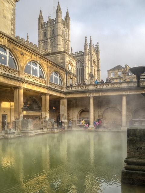 Roman Baths - The Great Bath