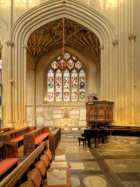 The Abbey Church of St Peter and St Paul (Bath Abbey)