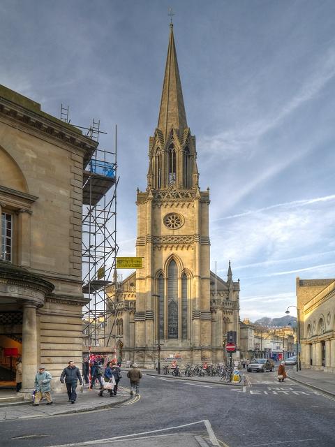 St Michael's Without Bath