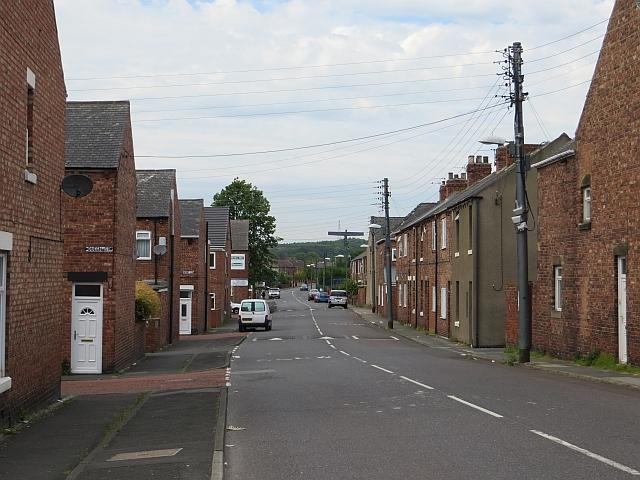 Ravensworth Road, Birtley