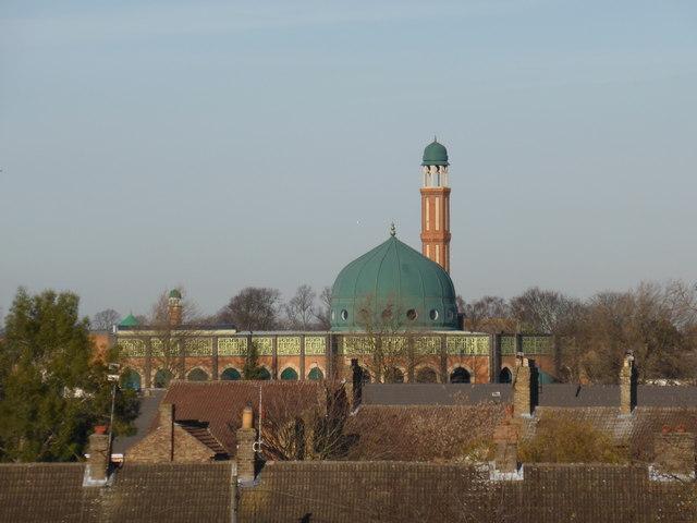 Faizan-e-Madina Mosque