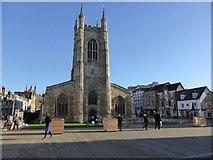 TL1998 : Peterborough's Parish Church by Bob Harvey
