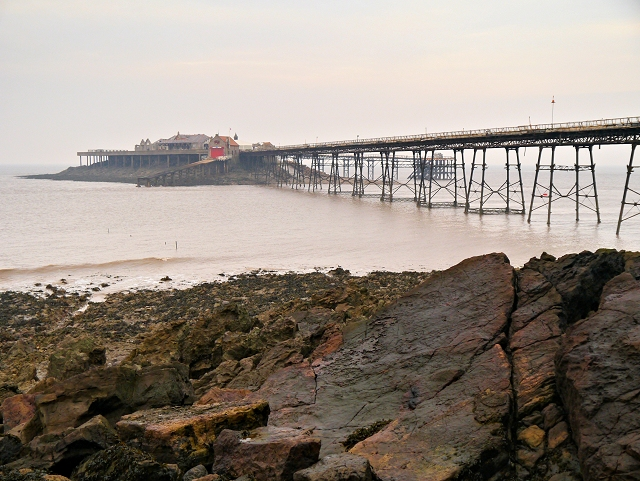 Birnbeck Island and Pier