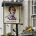 SD4096 : The Sign for The Albert by Gerald England
