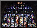 SJ4066 : The West Window of Chester Cathedral by Jeff Buck