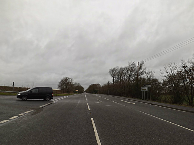 St.Neots Road, Bourn