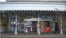 TQ3877 : Greenwich Station by N Chadwick