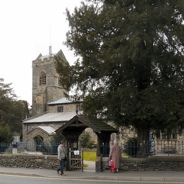 St Martin's Church, Bowness on Windermere