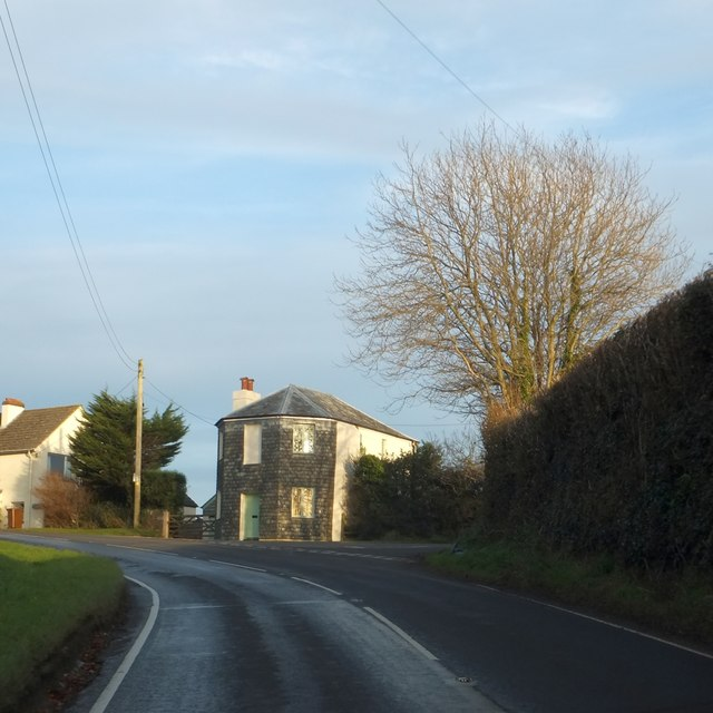 Nethway Cottage, a former tollhouse