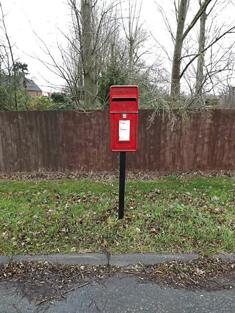 Monks Drive Postbox