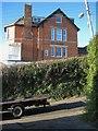SX9373 : Looking across Buckeridge Road from Trinity School by Robin Stott
