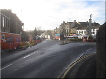 SD9951 : Skipton - View from The Bailey by Alan Heardman