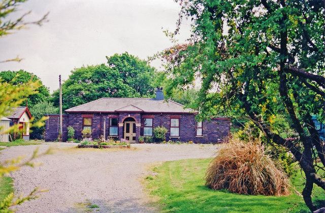 Former Maentwrog Road station, 2001