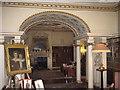 SJ9922 : The Library, Shugborough Hall, near Stafford by Tricia Neal