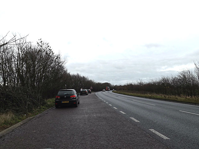 A428 Cambridge Road & Layby