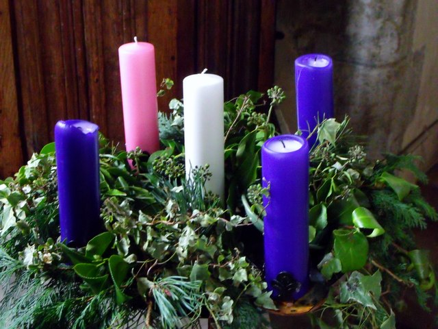 advent wreath st mary 39 s west nick macneill. Black Bedroom Furniture Sets. Home Design Ideas