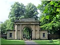 SD8203 : Grand Lodge, Heaton Park, Manchester by Tricia Neal