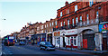 TQ3483 : A1208, Hackney Road, London by wfmillar