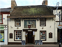 NS3321 : Tam O'Shanter Inn, Ayr by Mary and Angus Hogg