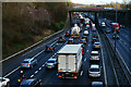 TQ2853 : Problems on the M25 by Peter Trimming