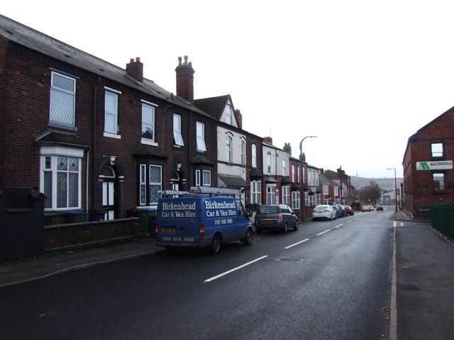 Crosswells Road, Langley Green