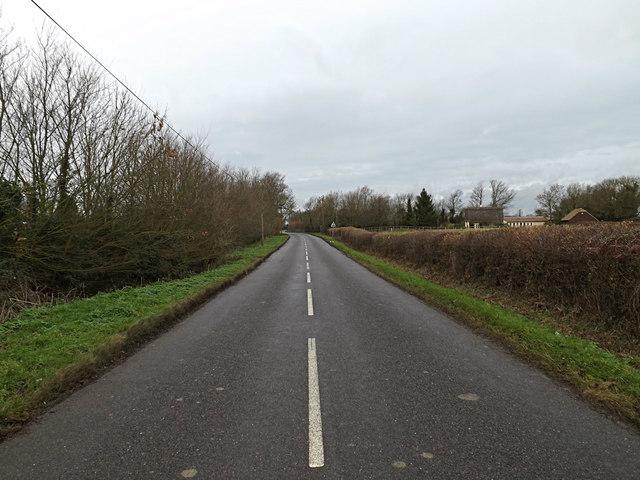 High Street, Toseland