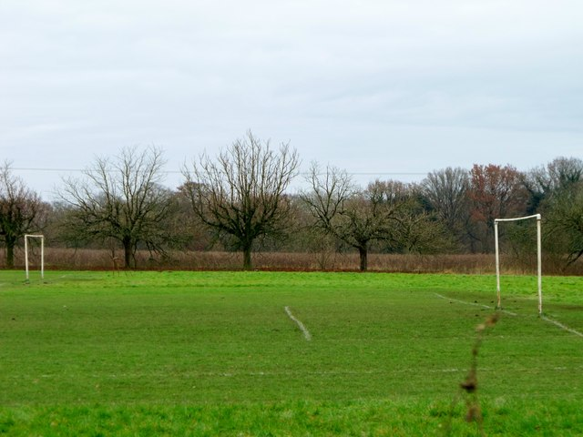 Goalposts, Thakeham Playing Fields