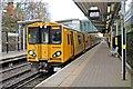 SJ4084 : Merseyrail Class 507, 507020, Liverpool South Parkway railway station by El Pollock