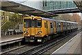 SJ4084 : Merseyrail Class 507, 507010, Liverpool South Parkway railway station by El Pollock
