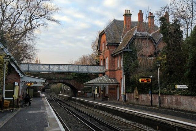 Cressington railway station, Liverpool