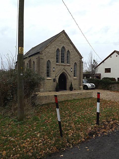 The former Methodist Chapel, Toseland