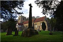 SD4964 : St Wilfred's church, Halton by Ian Taylor