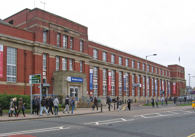 Bury - Woodbury Centre